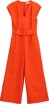 La Redoute Collections Weiter Overall ohne Ärmel - ORANGE - LA REDOUTE COLLECTIONS