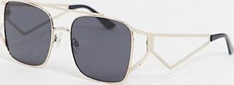 Jeepers Peepers Jeepers peepers - Occhiali da sole con montatura oro e lenti scure sfumate