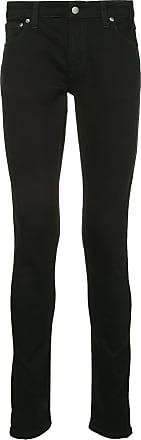 Nudie Jeans Skinny Lin jeans - Preto
