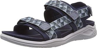 Ecco Womens X-trinsic Open Toe Sandals, (Arona/Marine 51374), 7.5 UK