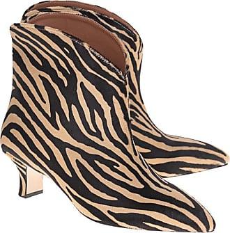 PARIS TEXAS Zebra Fur Multicolor