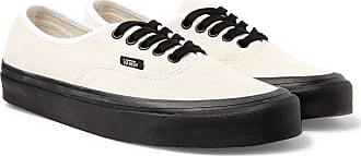 Vans Anaheim Authentic 44 Dx Suede Sneakers - White