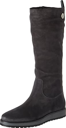 c77b97018ff864 Tommy Hilfiger Leather Boots for Women: 36 Products   Stylight