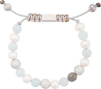 Nialaya beaded bracelet - Blue