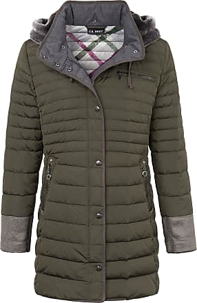 Gil Bret Quilted down jacket Gil Bret green