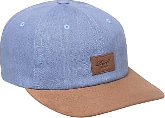 Reell Reell Curved Suede Cap, Basecap Baseball Caps für Herren und Damen