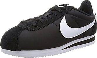 Nylon 5 Nike Multicolore Homme Blanco pour Black Classic Multicolore Negro Cortez White 40 Baskets EU Nike qnq4xaH1t