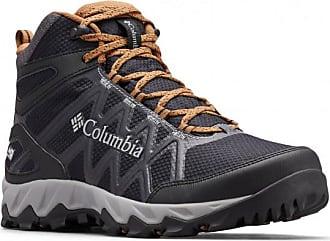 Columbia Peakfreak X2 Mid Outdry Wanderschuhe für Herren   grau/schwarz