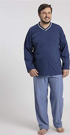 Recco Pijama Recco Plus Size de 100% e List