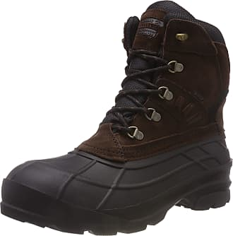 kamik Fargowide, Mens Snow Boots Snow Boots, Brown (Dark Brown-Brun Fonce Dbr), 8 UK (42 EU)