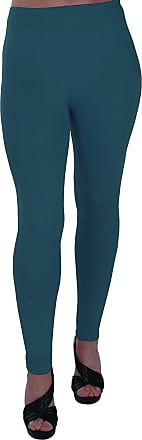 Eyecatch Oversize - Kaira Womens Plus Size Stretch Ladies Trousers Leggings Full Length Pants Teal Size 16/18