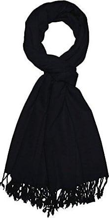 c43cfb3a3d3fc4 Lorenzo Cana Luxus Herren Schal schwarz elegantes Schaltuch 50% Kaschmir  50% Wolle Männerschal Winterschal