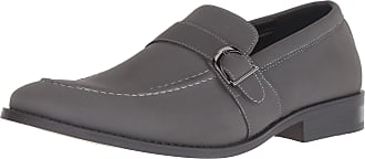 Unlisted by Kenneth Cole Mens Half TIME Show Loafer, Grey, 9.5 UK