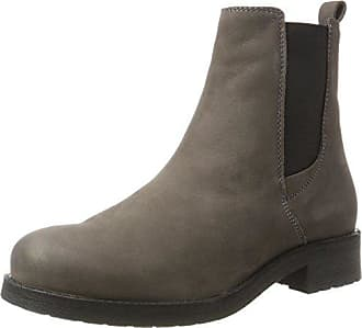 Geox D New Virna H, Bottes Chelsea Femme, Marron (Mud), 37 bf640a31d7df