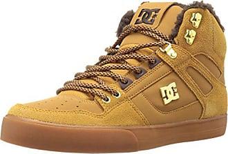 DC DC SPARTAN HIGH WC Herren Hohe Sneakers, Wheat Dark Chocolate, 40.5 EU db7eb9f1be