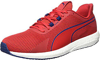 buy online 2711f aad6c Puma Mega NRGY Turbo, Chaussures Multisport Outdoor Homme, Rouge  (Toreador-Blue Depths