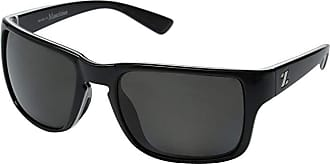 Zeal Optics Cascade (Primer Black/Dark Grey Polarized Lens) Sport Sunglasses