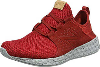 New Balance Fresh Foam Cruz, Chaussures de Fitness Homme, Rouge, 44 EU 53ce22fb80e4