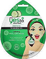 Yes To Cucumbers Calming Peel-Off Mask
