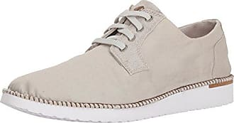 Sperry Top-Sider Mens Camden Oxford Canvas, Stone, 11 Medium US