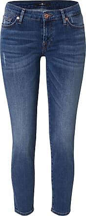 7 For All Mankind Jeans PYPER blue denim