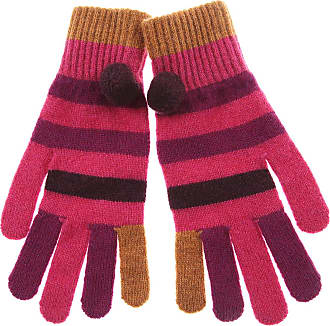 Paul Smith Gloves for Women On Sale, Pink, Wool, 2017, Universal Size