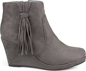 f3413bb8d4de Gray Heeled Ankle Boots  91 Products   up to −40%