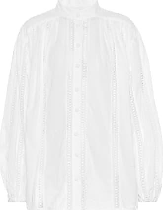 Zimmermann Suraya cotton blouse
