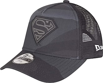 the latest 666de d280d New Era Superman 9forty Kids Trucker Cap Character Midnight Camo - Youth