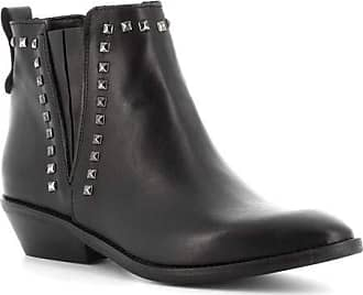 Generico Generic Made in Italy Camperos in Leather with Elastics - Black Black Size: 5 UK