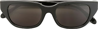 Retro Superfuture Cento Black sunglasses