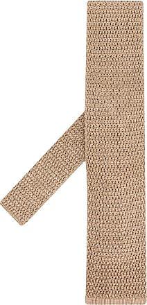 Tom Ford Gravata de tricô - Neutro