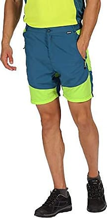 Pantalones Cortos Hombre Regatta Highton Water Repellent UV Protection Active Hiking