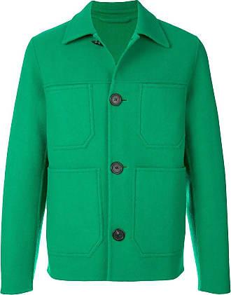 Ami Jaqueta com botões - Verde