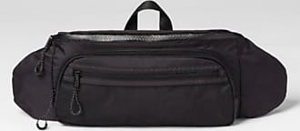 Original Use Mens Fanny Pack Crossbody Bag - Black