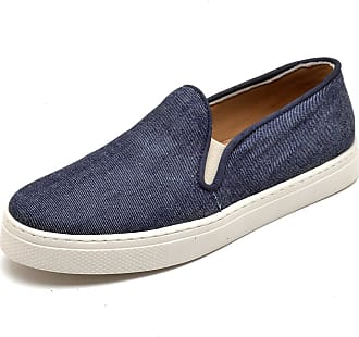 Q&A Tênis Casual Slip On Q&A Jeans