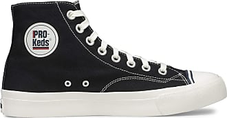 Keds Royal Hi Classic Canvas Black/White - Black - 10