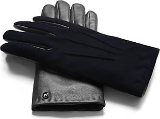 Napo Gloves napoSUEDE (black/dark blue)