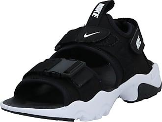 Nike Sandales Canyon blanc / noir