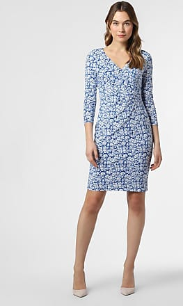 Lauren Ralph Lauren Damen Kleid blau
