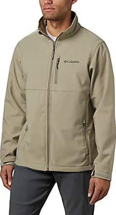 Columbia Mens Tall Size Ascender Softshell Jacket Water /& Wind Resistant red Jasper 2XT