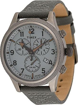 Timex Relógio Allied LT 40mm - Cinza