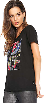 Replay Camiseta Replay Venice Preta