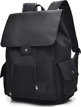YYW Cool Boys Girls Outdoor Backpack Designer Anime Luminous Backpack with USB Charging Port Daypack Shoulder School Bag Laptop Bag (Black without luminou