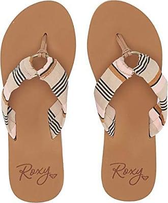 34cca2f83f413 Roxy Womens Paia Sandal Flip-Flop Multi 7 Medium US