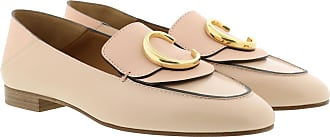 Chloé Loafers & Slippers - C Loafers Leather Delicate Pink - rose - Loafers & Slippers for ladies
