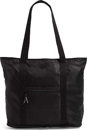 Vera Bradley Womens Packable Totes, Black, One Size