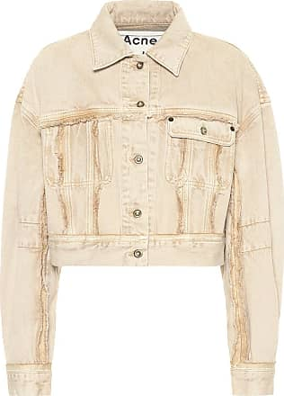 Acne Studios Cropped denim jacket