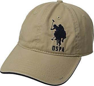 U.S.Polo Association Mens Large Solid Horse 3 Adjustable Cap 706e7a9d5ab0