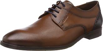 Lloyd Mens Hamilton Derbys, Brown Cognac Pacific, 7.5 UK